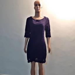 Vestido Feminino Tricô