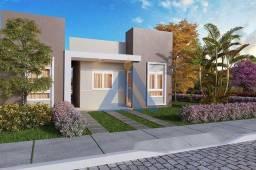 Fontana-casa de 2/4 em bairro planejado