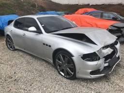Maserati Quattroporte 2011 - Sucata Para Venda De Peças