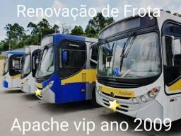 Renovação de Frota Apache vip 2009 a 2012 MB 1722 e VW 17230 mwm