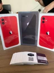 Iphone 11 de 64 - Novo Lacrado - Loja Fisica !