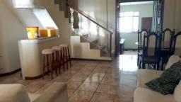 Casa em Santa Tereza. Salão, 3 Quartos, 2 Suítes, Escritório, Terração, churrasqueira