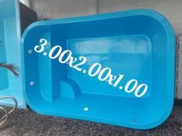 Piscina 3.00x2.00x1.00