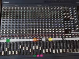 Mesa De Som Yamaha Mg24/14fx