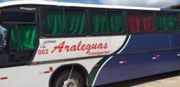 Ônibus rodoviário vendo ou troco por casa em Sooretama