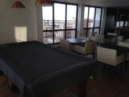 Flat com 1 dormitório à venda, 40 m²- Setor Oeste - Goiânia/GO