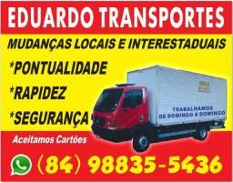 EDUARDO TRANSPORTES E MUDANÇAS
