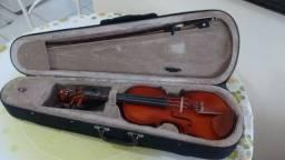Violino 1/2 Eagle completo c/ case