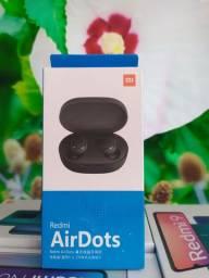 Redmi Air Dots da Xiaomi! Novo Lacrado com entrega hj!