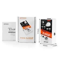 Pedal Loop Lopper Pock Loop Ammoon - NOVO