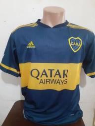 Camiseta Do Boca Juniors