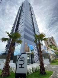Título do anúncio: Apartamento para aluguel com 60 metros quadrados com 2 quartos em Manaíra - João Pessoa -