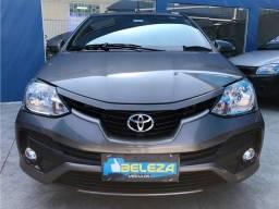 Toyota Etios XLS, com apenas 58 mil km rodados, único dono, todo revisado.