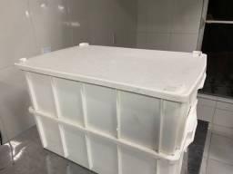 Título do anúncio: 2 caixas polietileno