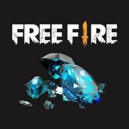 Diamantes FF mais barato!