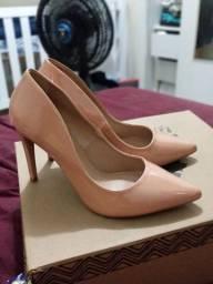 Sapato Aquamar semi novo