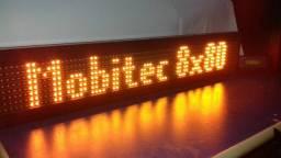 Itinerário 8x80 Mobitec