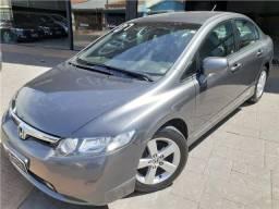 Honda Civic 1.8 lx 16v gasolina 4p automático