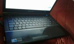 Notebook Itautec Core i3 4gb 1tb c/ garantia