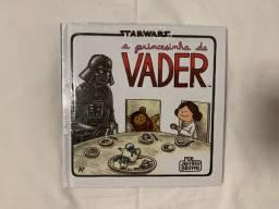 Livro Star Wars A princesinha de Vader