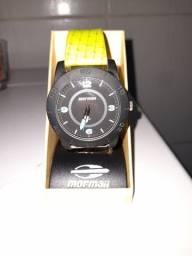 Relógio mormaii original novo.