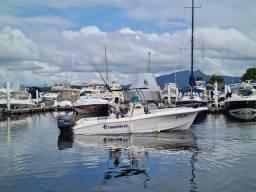 Fisherman 238 Ano 2007 x2 Yamaha 115 HP 4TP não Fishing Victoy Casbrasmar Pesca
