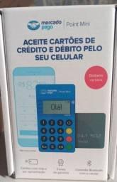 Título do anúncio: Máquina de cartão dinheiro na hora