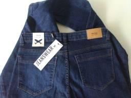Título do anúncio: Calça Jeans NOVA Hering Skinny 40 Feminina