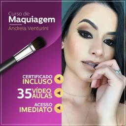 curso de maquiagem(online)