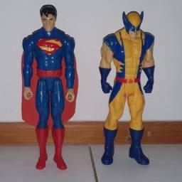 Título do anúncio: Bonecos de Super-heróis - 30cm