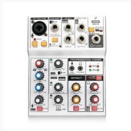 interface usb mesa de som arcano mini m nova na caixa