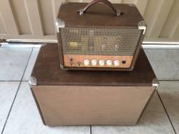 Título do anúncio: Amplificador Valvulado Vira Lata da Gato Preto Classic