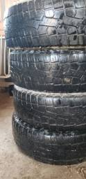 Vendo 4 pneus Pirelli Scorpion