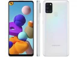 Samsung A21s branco 64gb