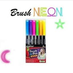 Brush Pen Neon!