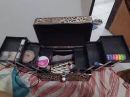 Vendo maleta de maquiagem