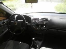 Lindo Honda Civic 2002 R$16,000,00