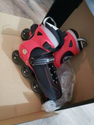 Patins Roller Future 7000 Abec-7 Chassis Alum - Nº 40