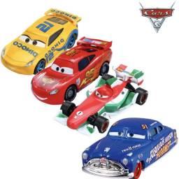 Kit 4 Carros Disney - 1/55