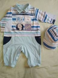 Título do anúncio: Roupa de bebê