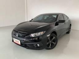 Honda Civic Sedan Sport 2.0 Flex 16V Aut 4P 2018 / 2018