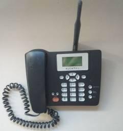 Aparelho Telefônico  móvel para linha de telefonia fixa