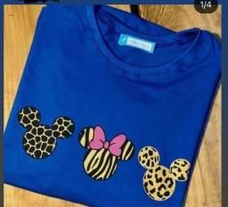Linda T-shirt minnie .