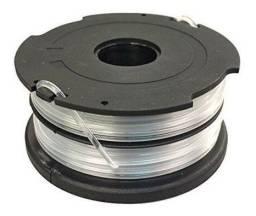 Carretel Com Fio Nylon Aparador Gh750 Black Decker