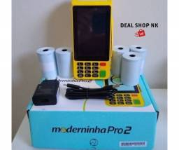 Máquina de Cartão - Moderninha Pro 2