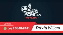 Motoboy -  Loja De tênis, roupas, farmácias e cosmeticos Aceito Cartão e Pix