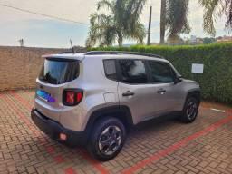 Título do anúncio: Jeep Renegade Automática 2018/2019 1.8 Flex Couro/Mídia