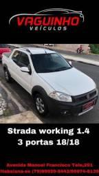 Strada 1.4 Hand working