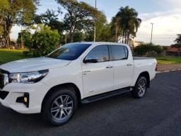 Hilux SRV 2019 FLEX 8.000km