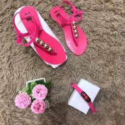 sandálias para o dia dos namorados!